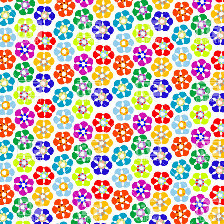 Flower patterns clipart image black and white stock Daisy pattern clipart - ClipartFox image black and white stock