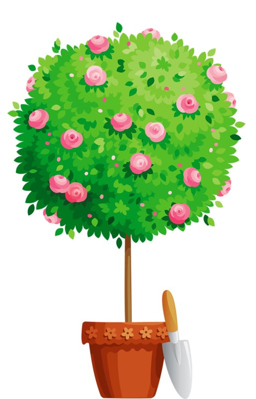 Flower pot clipart png picture black and white stock flower pot 13.png | Tree | Pinterest | Topiaries, Flower pots and ... picture black and white stock