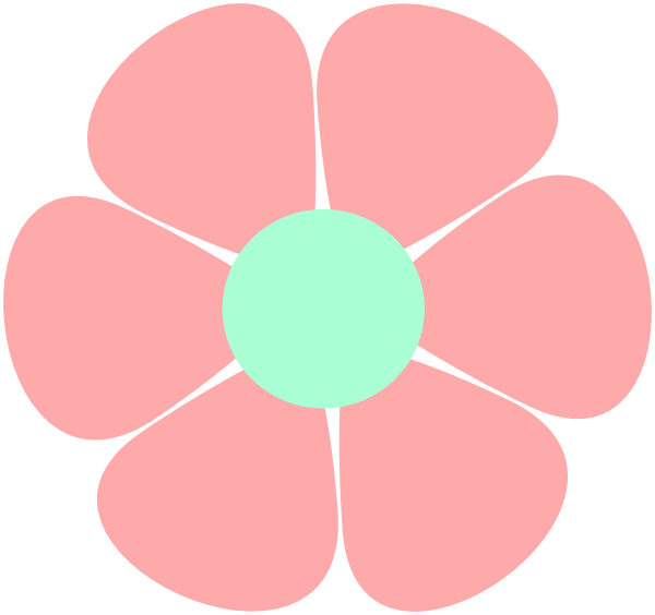 Flower power clipart picture transparent library Flowerpower Clip Art at Clker.com - vector clip art online, royalty ... picture transparent library