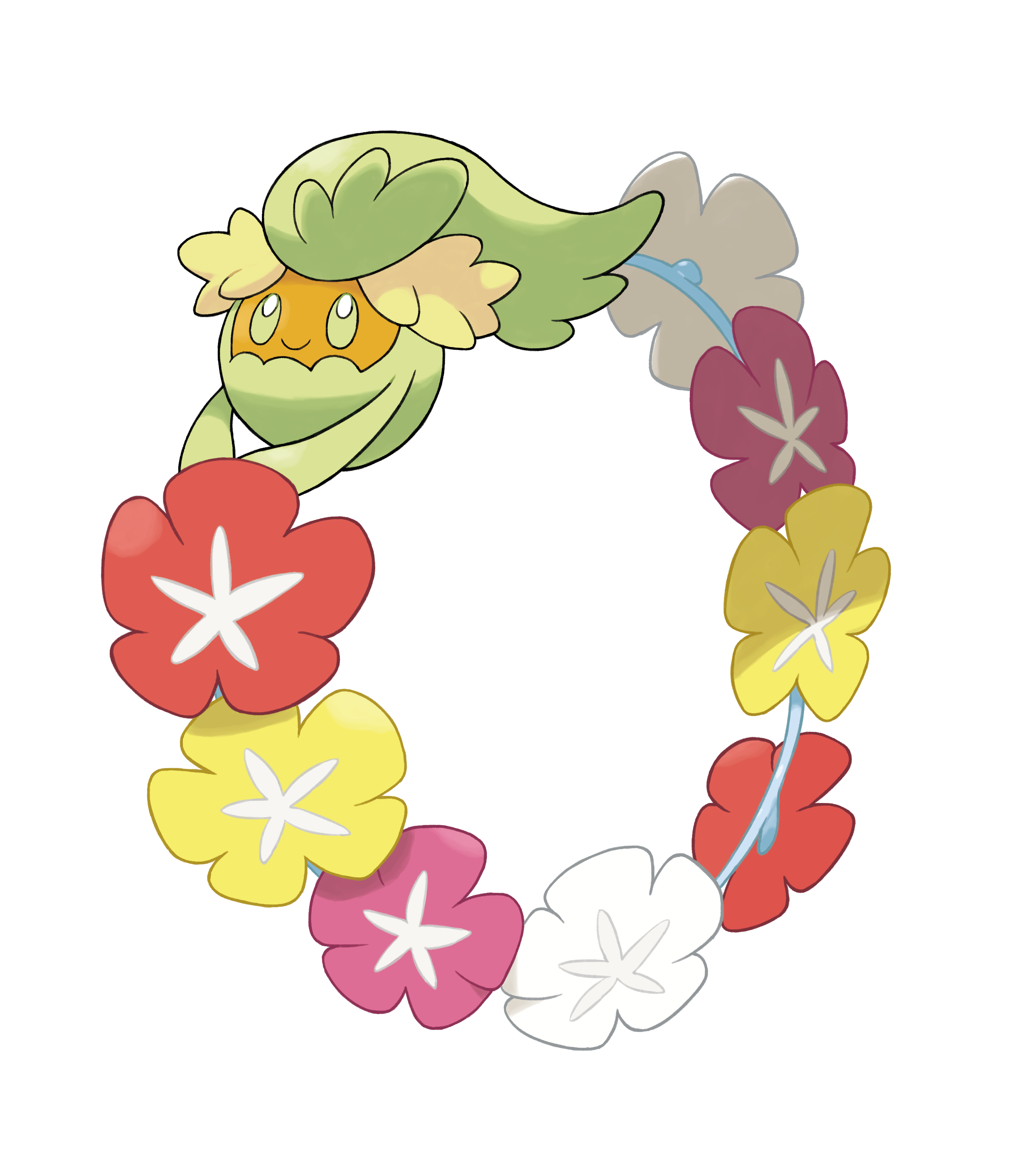 Flower reaching for sun clipart picture transparent stock Comfey - Pokémon Wiki - Neoseeker picture transparent stock