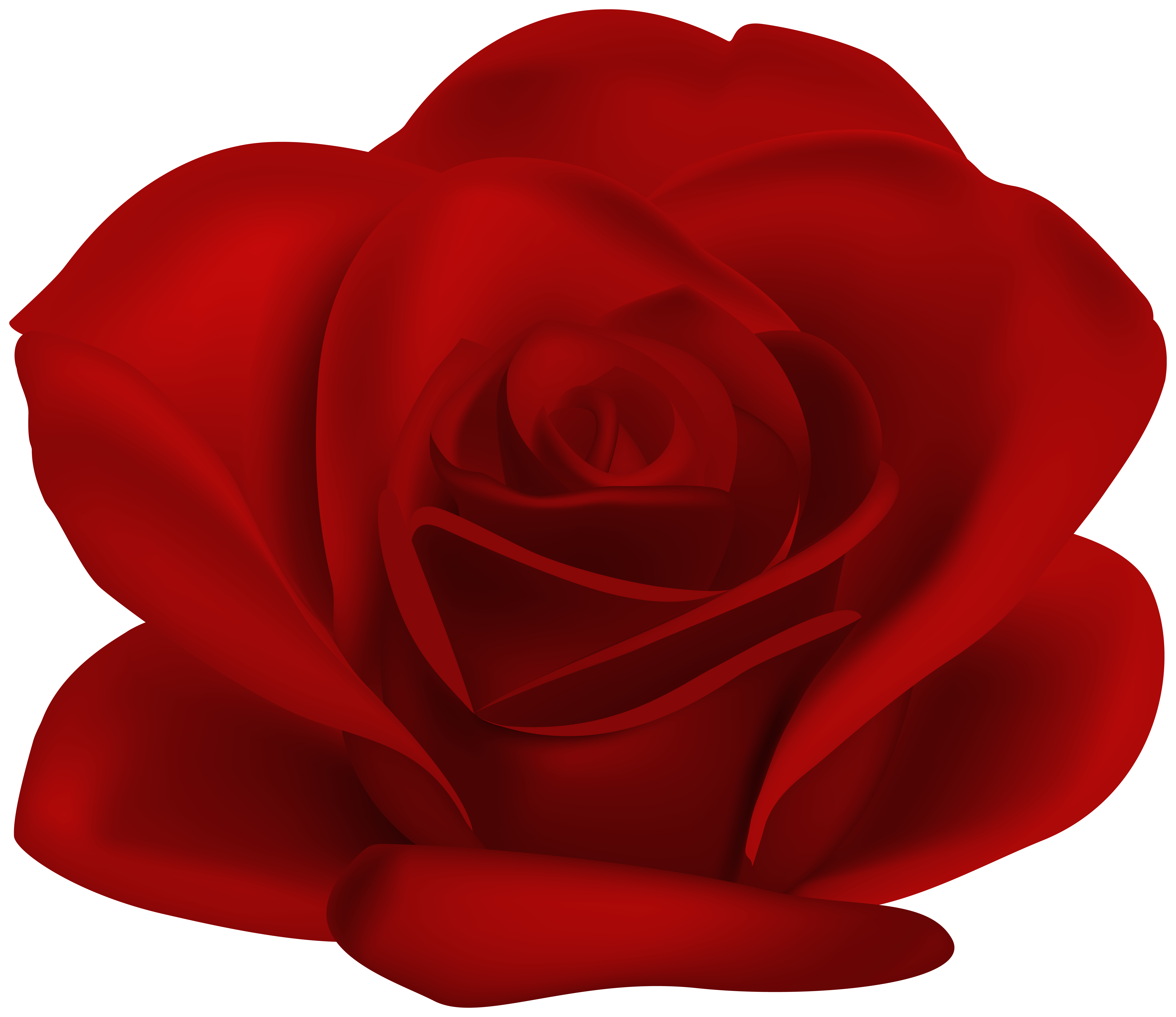 Flower rose clipart png royalty free library Red Flower Rose Transparent Image | Gallery Yopriceville - High ... png royalty free library