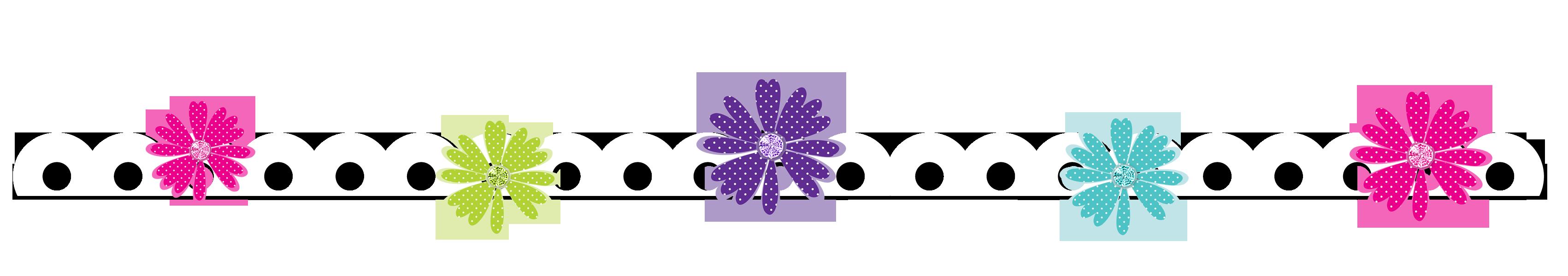 Flower row clipart jpg transparent download Row Of Flowers Clip Art - ClipArt Best jpg transparent download