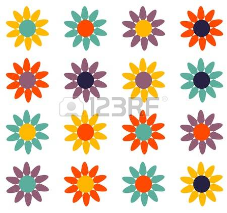 Flower row clipart clip transparent stock 5,121 Flower Row Cliparts, Stock Vector And Royalty Free Flower ... clip transparent stock