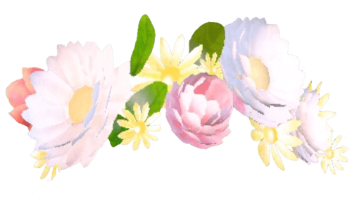 Flower snapchat clipart picture royalty free download Snapchat Filter Flowers Bouquet transparent PNG - StickPNG picture royalty free download