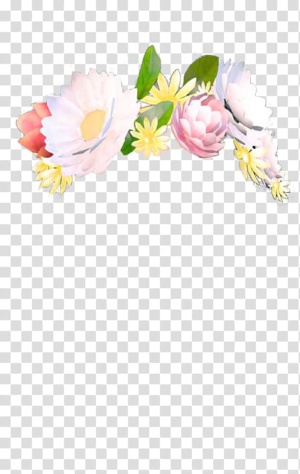 Flower snapchat clipart. Filters part white pink