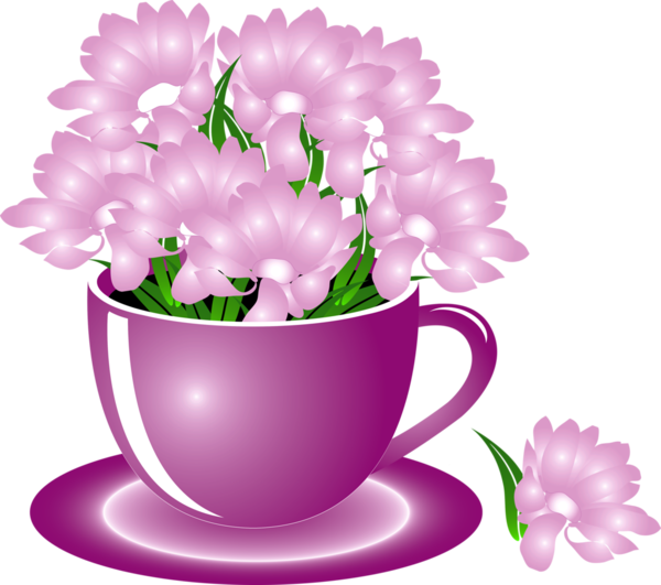 Flower tag clipart. Fleurs tube flowers png