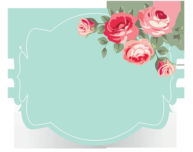 Flower tag clipart. Tubes tiquettes pancartes etiquetas