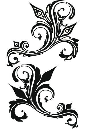 Flower tattoo belly clipart graphic transparent Tribal Tattoos for Women | tats | Tattoos, Tribal hip tattoos ... graphic transparent