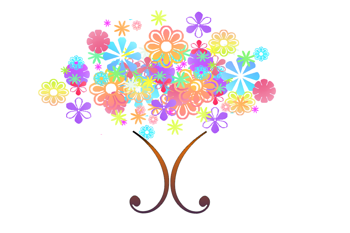 Flower tree clipart png vector transparent stock Flower tree clipart png - ClipartFest vector transparent stock