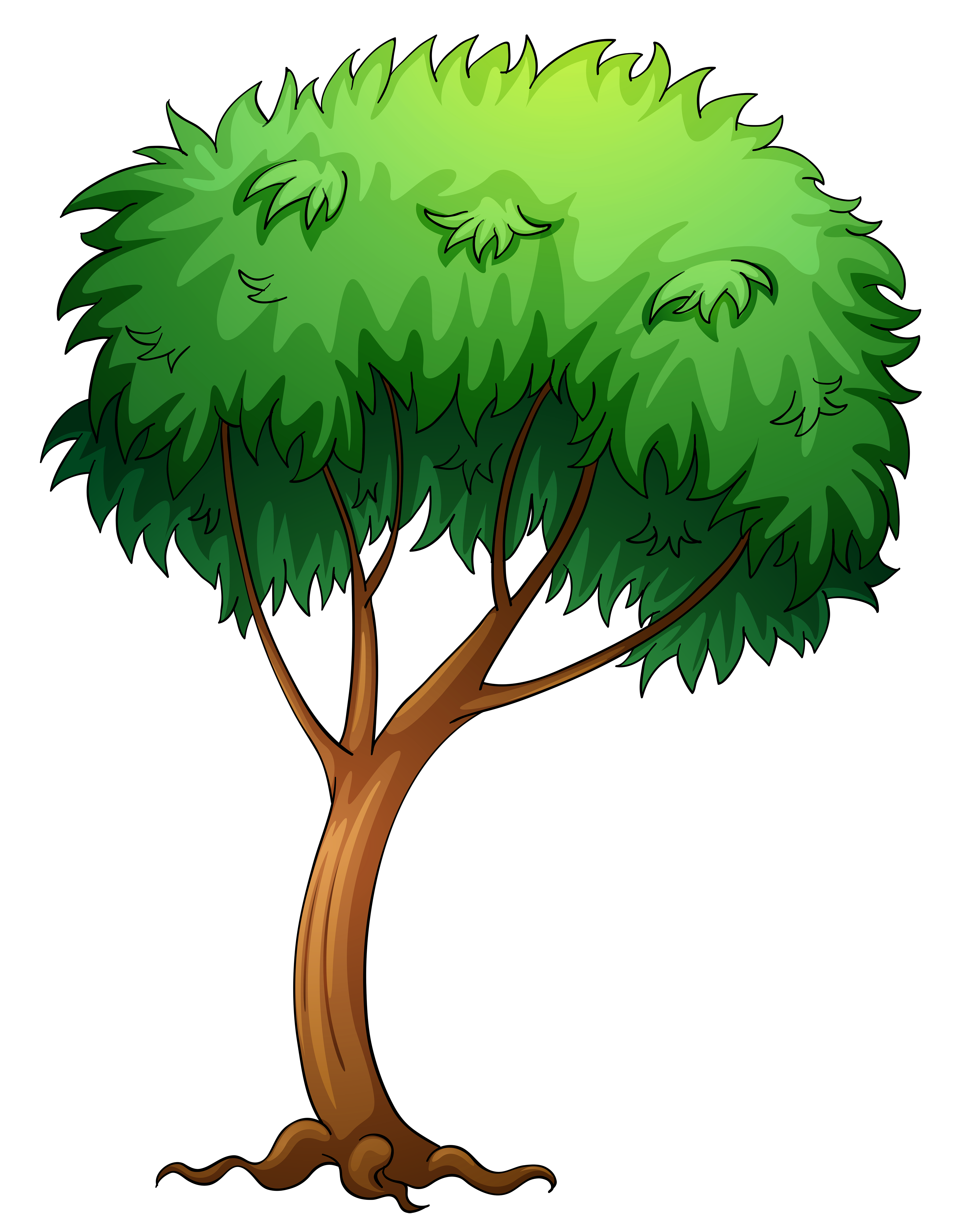 Flower tree clipart png svg stock Kids on tree clipart png - ClipartFest svg stock