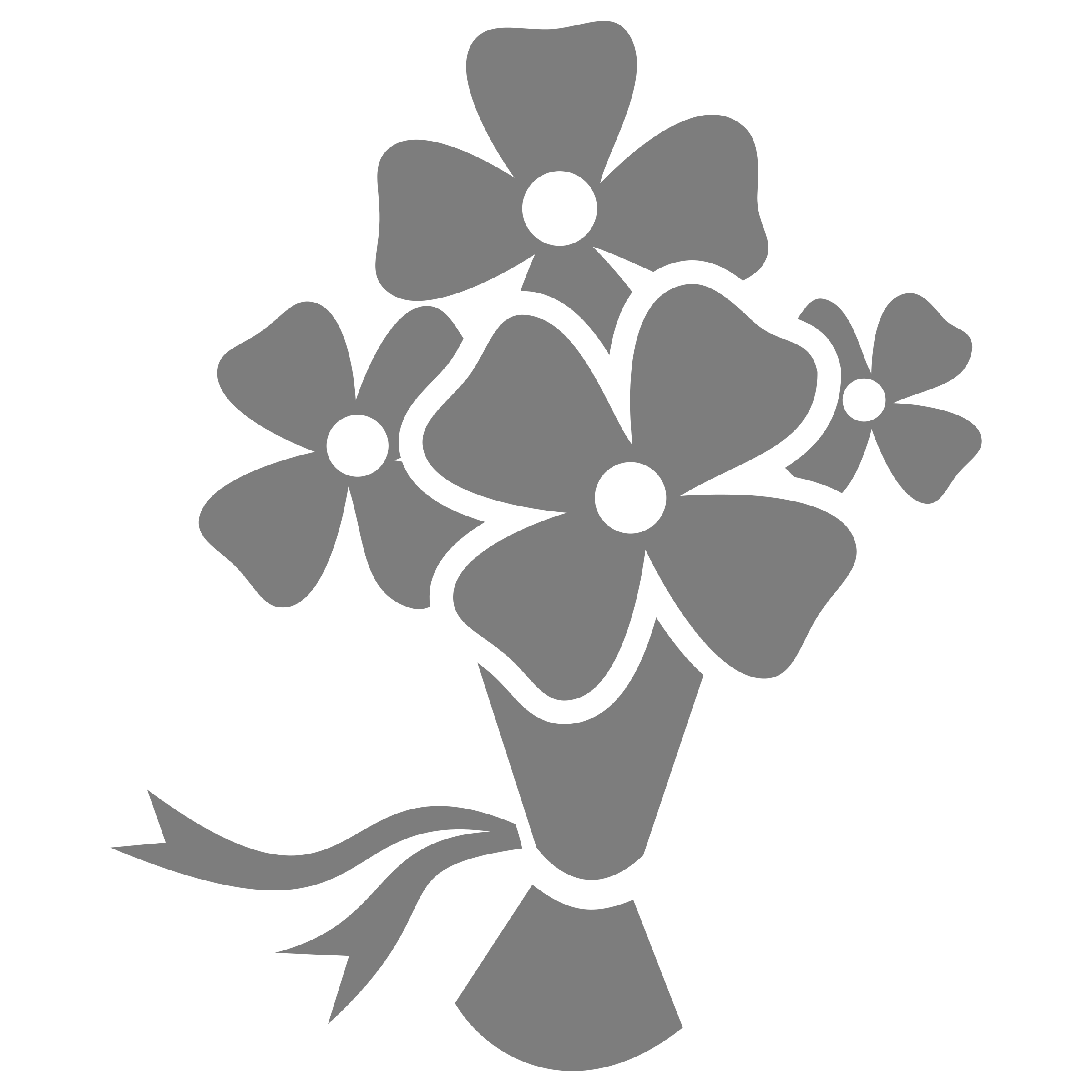 Flower vase clipart black and white svg freeuse stock Flowers in a vase Icons PNG - Free PNG and Icons Downloads svg freeuse stock