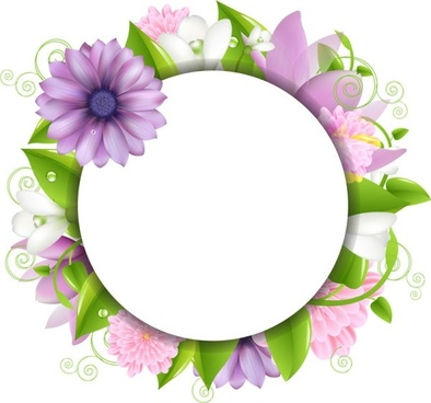Flower vector border clipart clip royalty free Flower border free vector download (15,917 Free vector) for ... clip royalty free