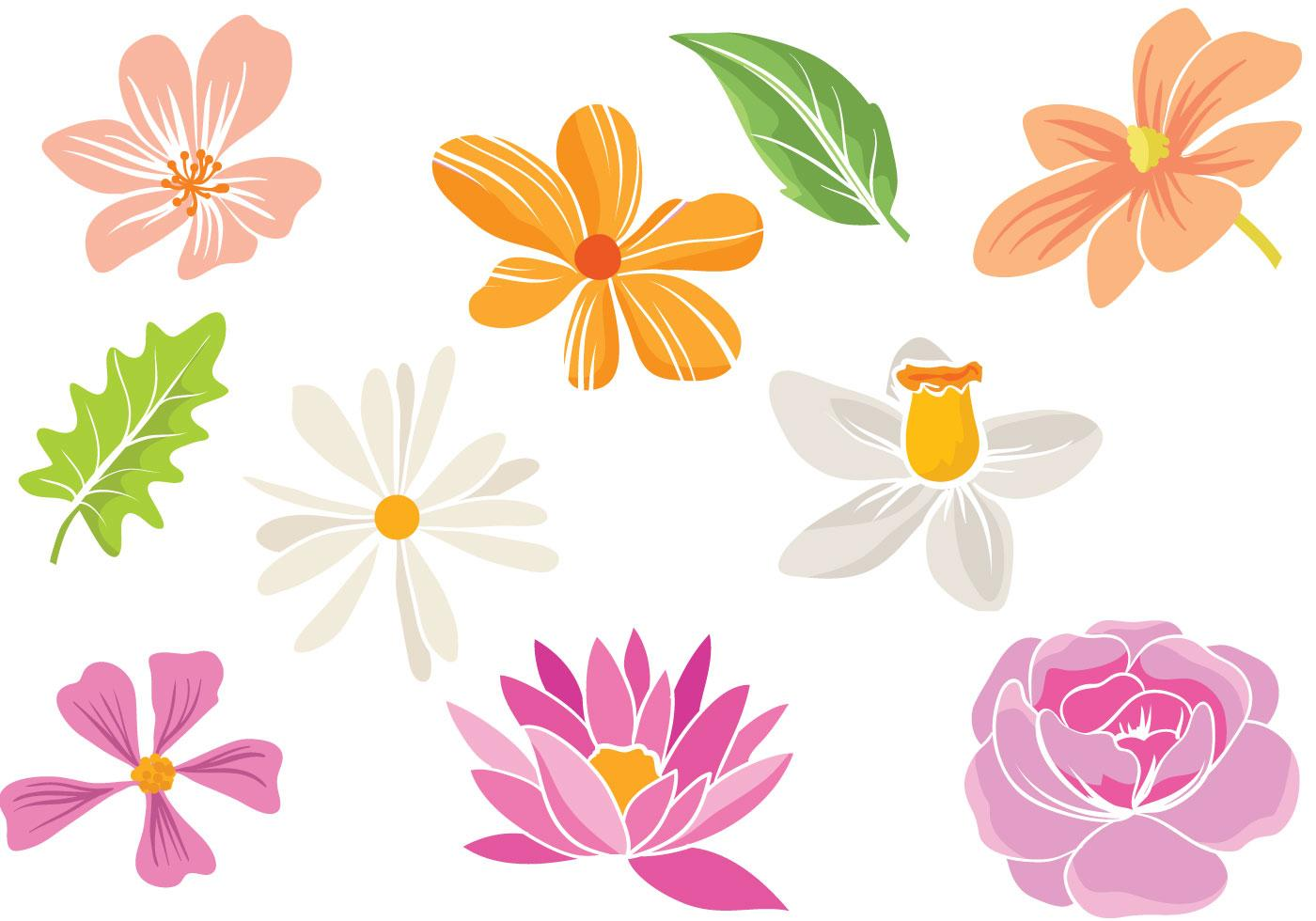 Best hd simple floral. Flower vector graphics clipart