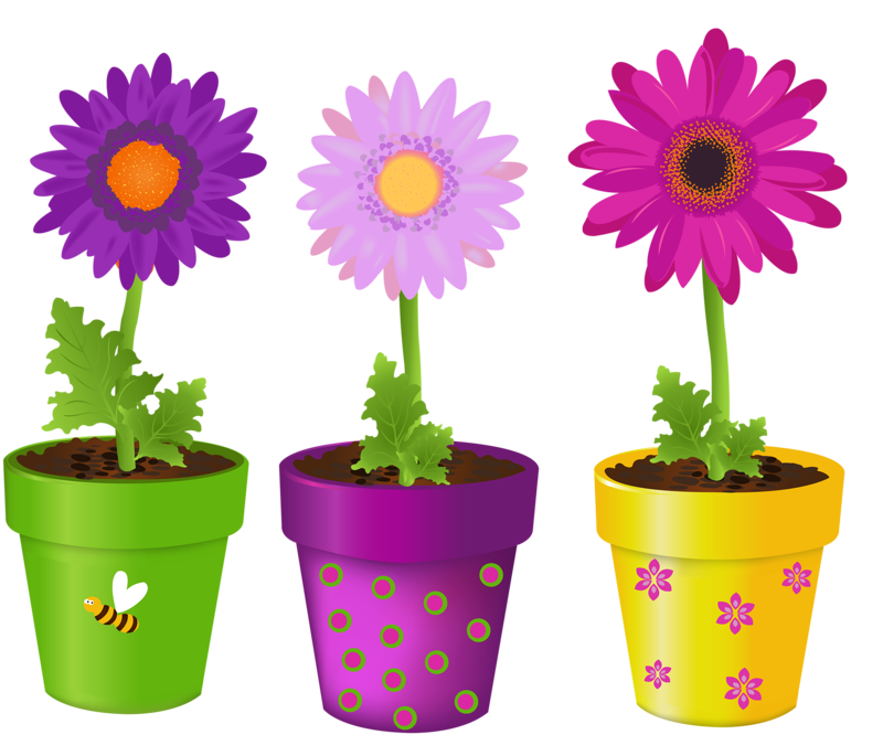 Flower water bucket clipart image black and white download Picture 5.4 | ✿° my garden valley ° ✿ | Pinterest | Clip art ... image black and white download