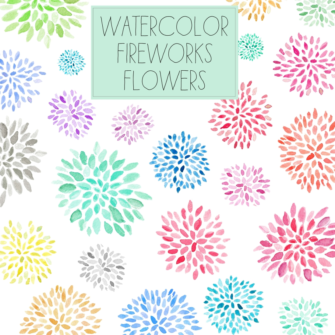 Flower watercolor clipart background clip art download Watercolor clipart floral border transparent background - ClipartFest clip art download