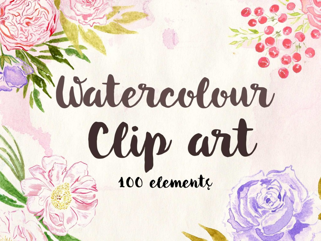 Flower watercolor clipart background png freeuse download Flower watercolor clipart background - ClipartFest png freeuse download