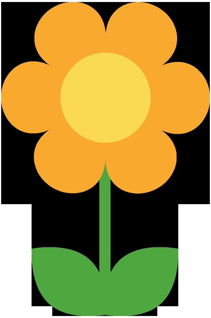 Flower with stem clipart. Kellkristy s profile minus