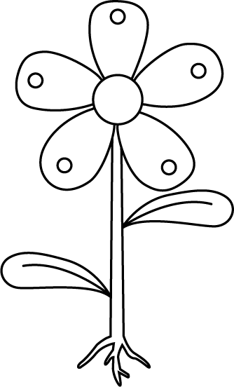 Flower with stem clipart black and white jpg freeuse stock Free Stem Cliparts, Download Free Clip Art, Free Clip Art on Clipart ... jpg freeuse stock