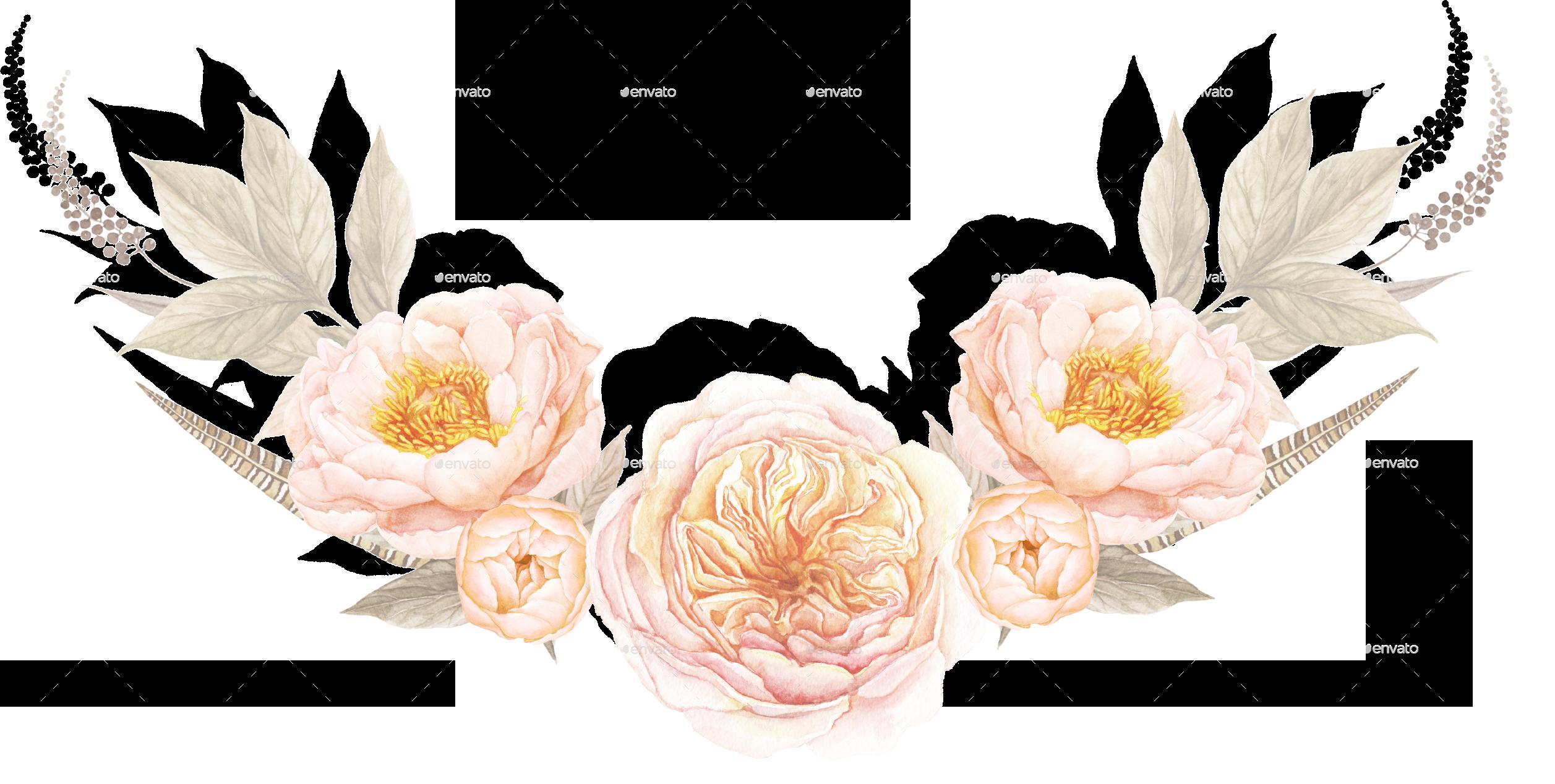 Spring flower wreath clipart png royalty free 0.s3.envato.com files 172622759 TEABERRYfloralbouquet floralbouquet1 ... png royalty free