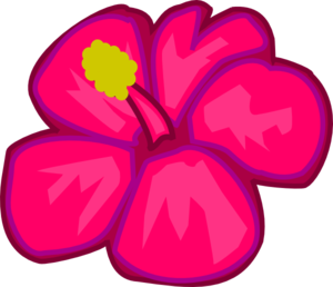 Flowers 3d clipart graphic royalty free library Pink Flower 3 Clip Art at Clker.com - vector clip art online ... graphic royalty free library