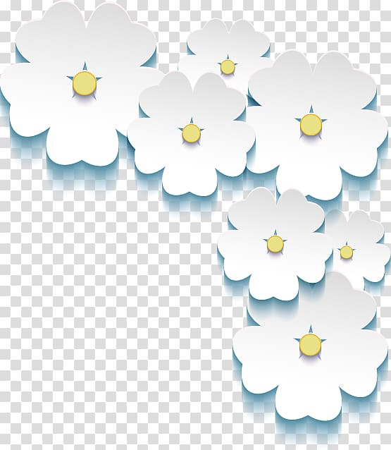 Flowers 3d clipart clip freeuse stock Flower , 3D stereoscopic exquisite flower transparent background PNG ... clip freeuse stock