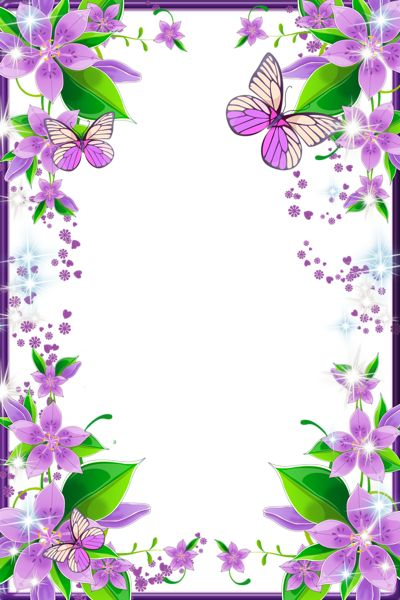 Flowers and borders graphic transparent 1000+ images about Frames and Borders on Pinterest | Yellow roses ... graphic transparent