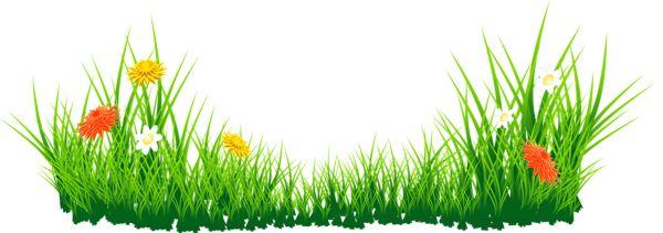 Flowers and grass clipart jpg transparent Цветы с травой PNG изображение   Уголки   Pinterest   Clip art ... jpg transparent