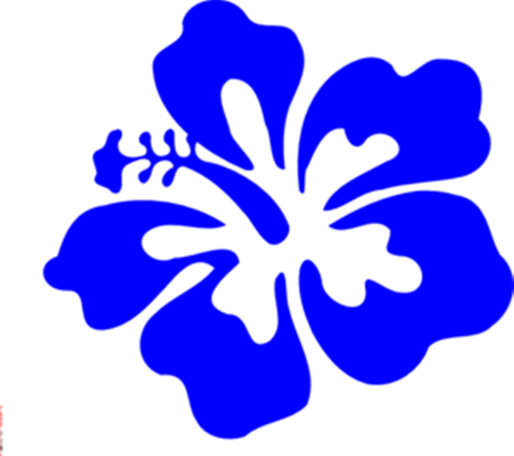Hawiian flower clipart png free Hawaiian Flowers Clip Art Free | Many Flowers png free