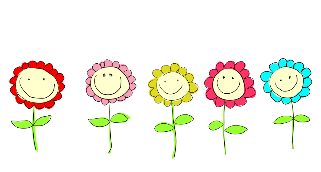 Flowers clip art free graphic royalty free Clip art free flowers - ClipartFest graphic royalty free