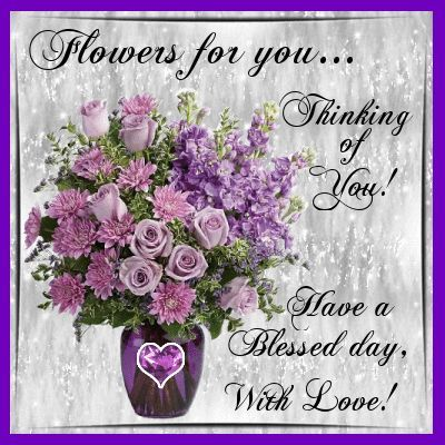 Flowers for you images picture library library Flowers For You..thinking Of You... Pictures, Photos, and Images ... picture library library