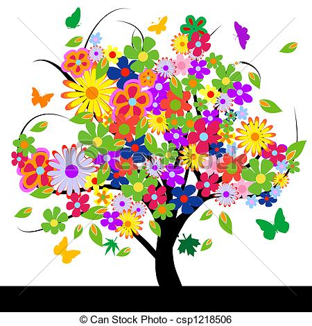 Flowers free clip art graphic free library Flowers Stock Illustrations. 697,615 Flowers clip art images and ... graphic free library