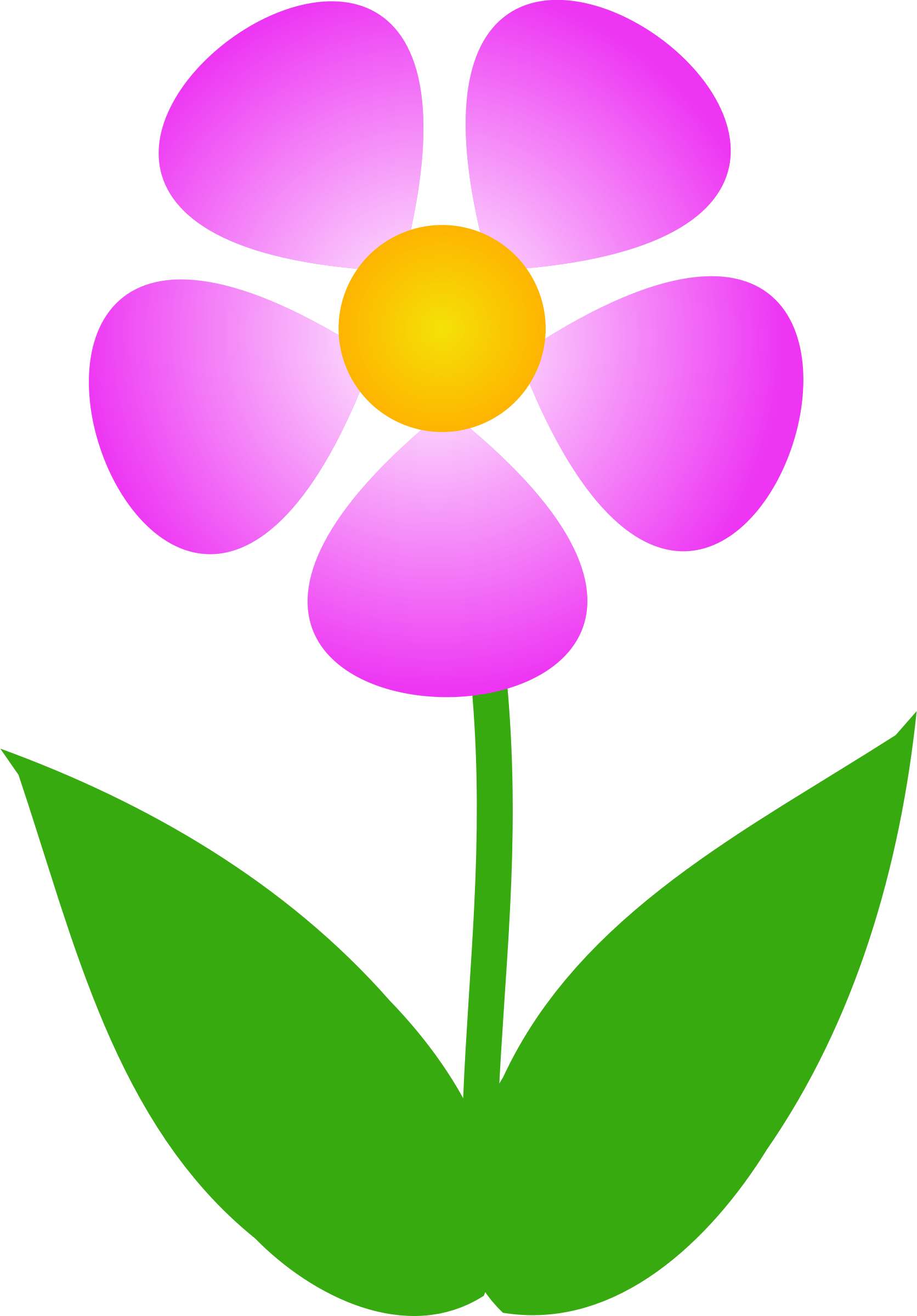 Flower images clipart vector free Big Flower Clipart at GetDrawings.com | Free for personal use Big ... vector free