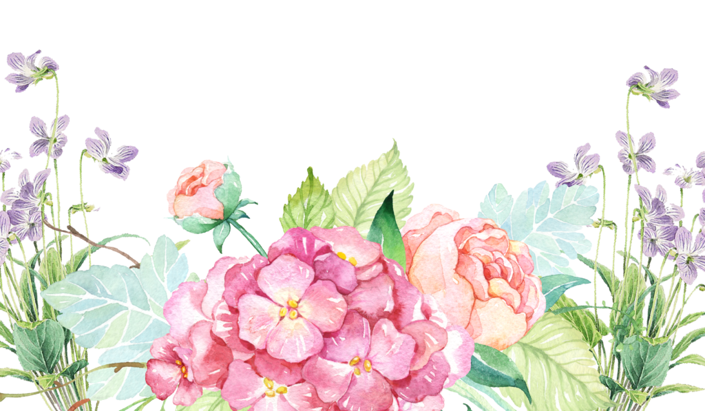 Flowers free image image library stock Free Watercolor Boho Skulls And Flowers - peoplepng.com image library stock