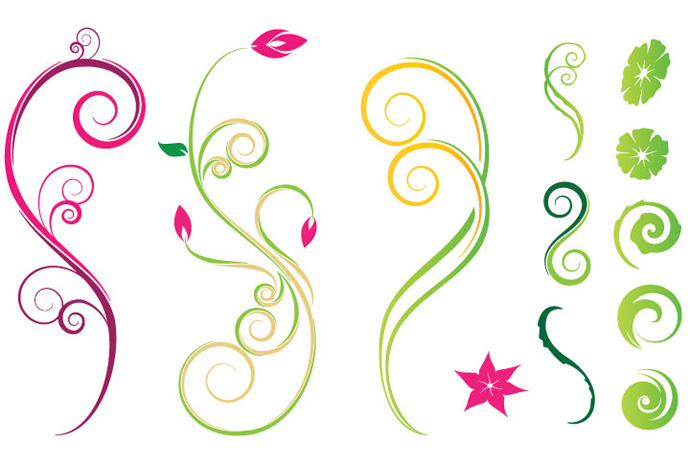 Flowers graphic design banner transparent library Graphic Design Art Flower Hd | Free Download Clip Art | Free Clip ... banner transparent library