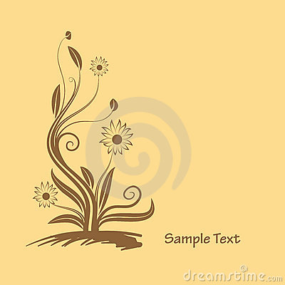 Flowers graphic design clip art freeuse Flowers Graphic Design Stock Photo - Image: 15030450 clip art freeuse