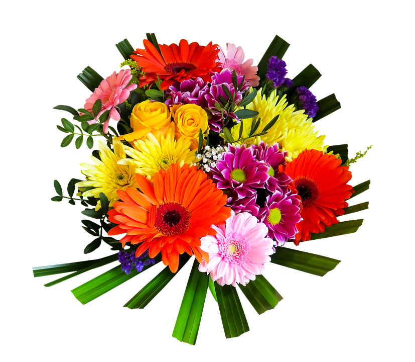 Flowers image download picture library download Bouquet Of Flowers PNG Clipart | Web Icons PNG picture library download