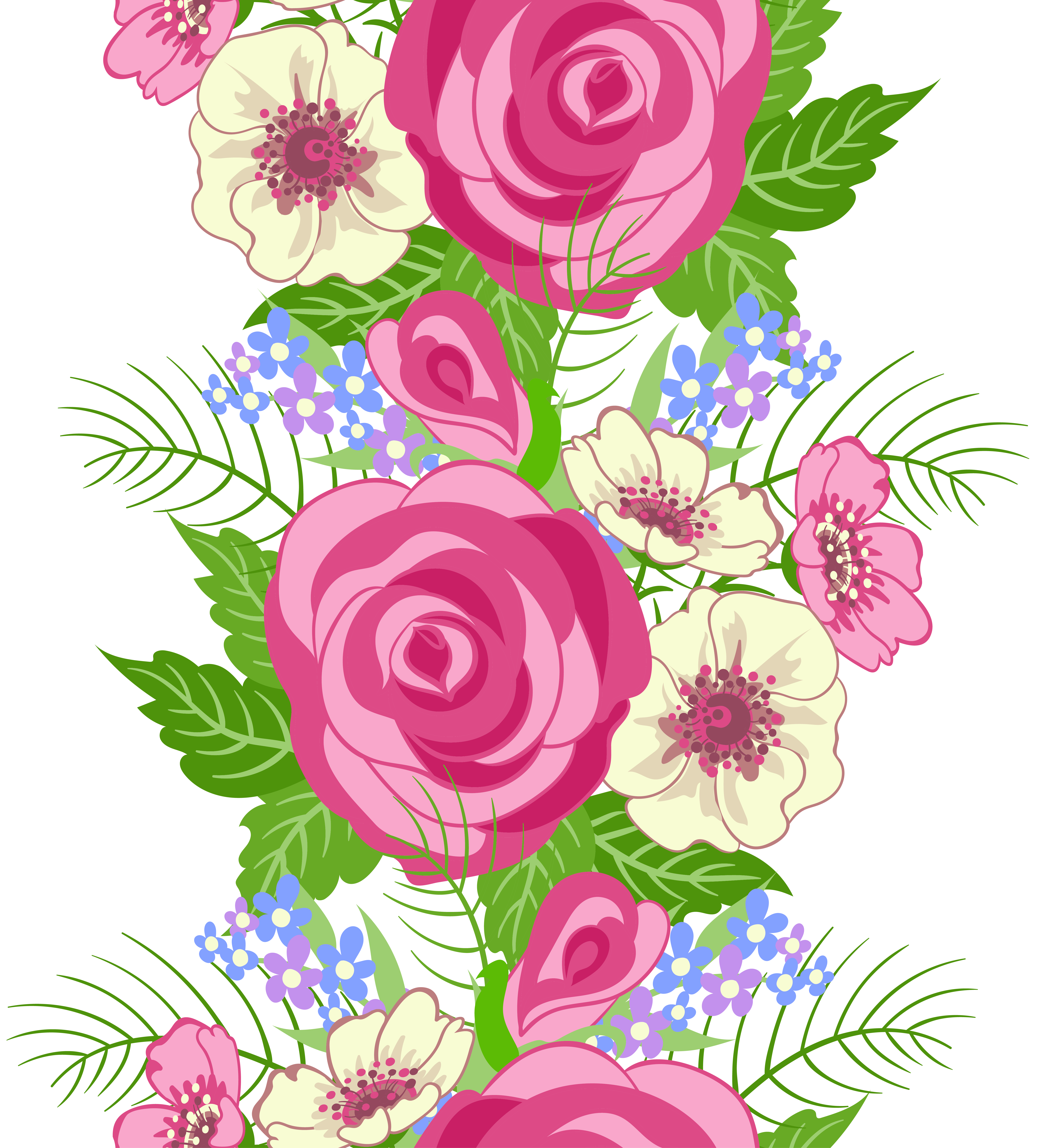 Flowers images for free download black and white stock Floral Element PNG Image   Gallery Yopriceville - High-Quality ... black and white stock