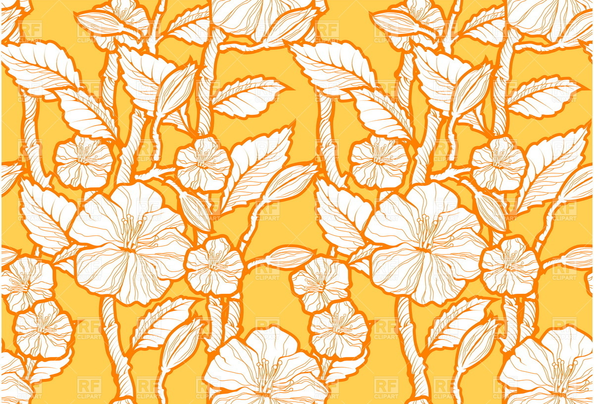 Flowers patterns vector clipart graphic library stock 17 Best images about Floral Patterns on Pinterest | Damask ... graphic library stock
