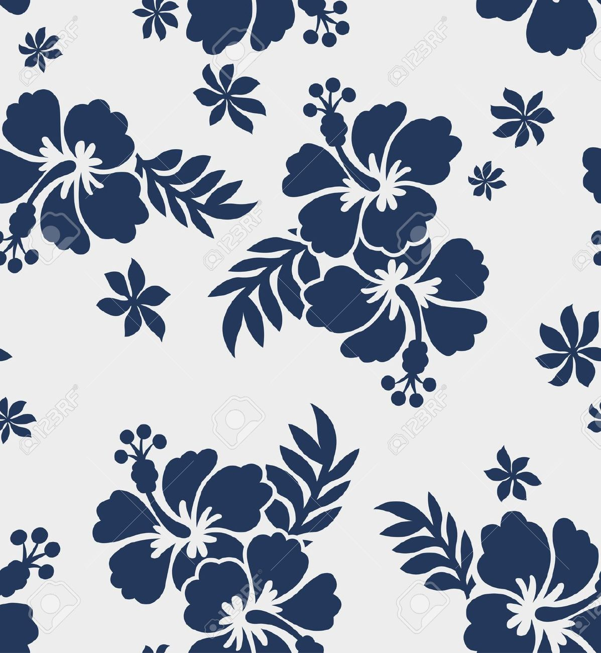 Flowers patterns vector clipart clip free library 13,180 Hibiscus Flower Cliparts, Stock Vector And Royalty Free ... clip free library