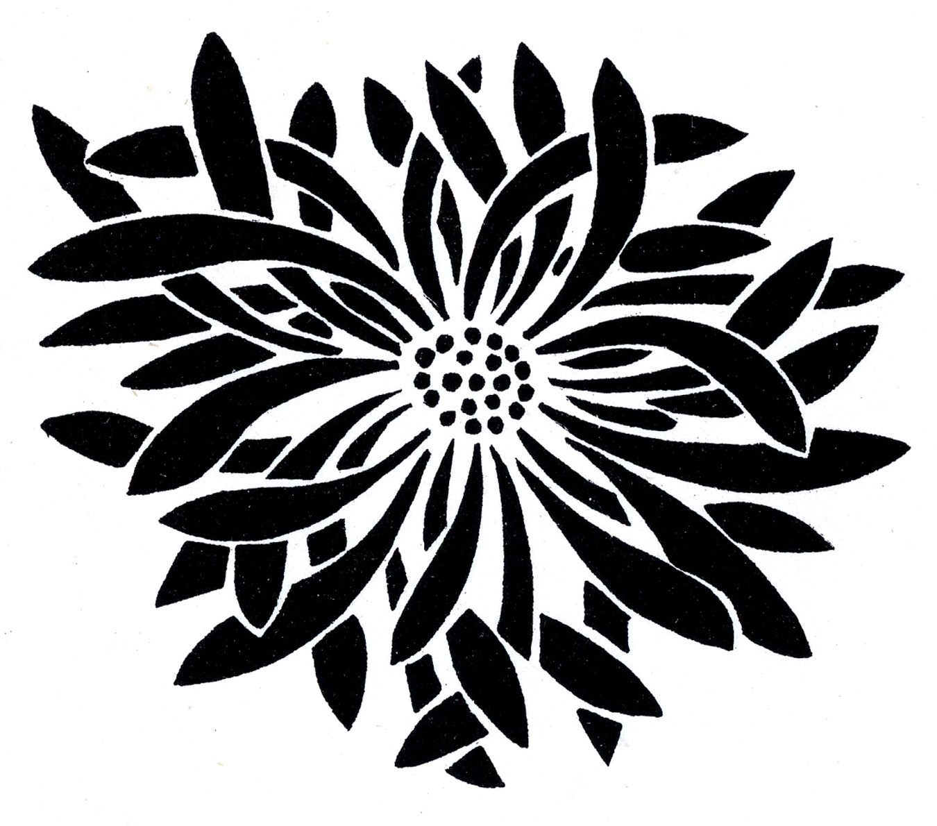 Flowery graphics clip freeuse stock Graphic Flower Images | Free Download Clip Art | Free Clip Art ... clip freeuse stock