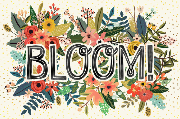 Flowery graphics freeuse library Best Flower illustration Deals to Inspire Your Creative Side! freeuse library