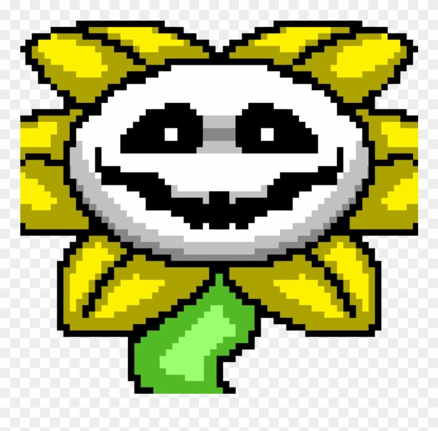 Flowey the flower clipart.  mar png pinclipart