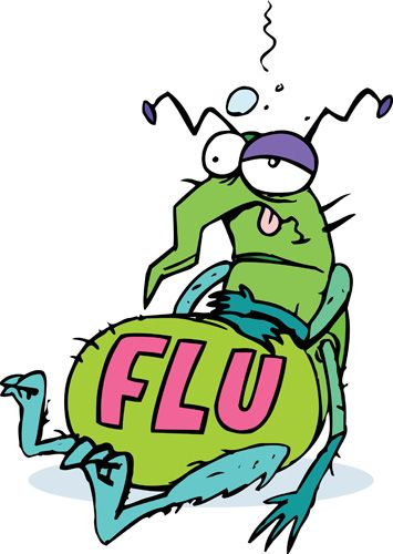Flu clipart pictures image transparent download Flu Bug Cartoons Clipart - Free Clipart | Drawing 101 | Flu bug, Flu ... image transparent download