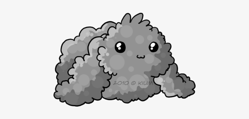 Fluffy bunny clipart. Dust transparent png x