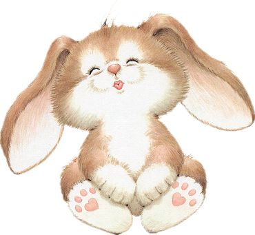 Fluffy bunny clipart png free library 138 best Bunny, conejo Clipart images on Pinterest Clip art - Clip ... png free library