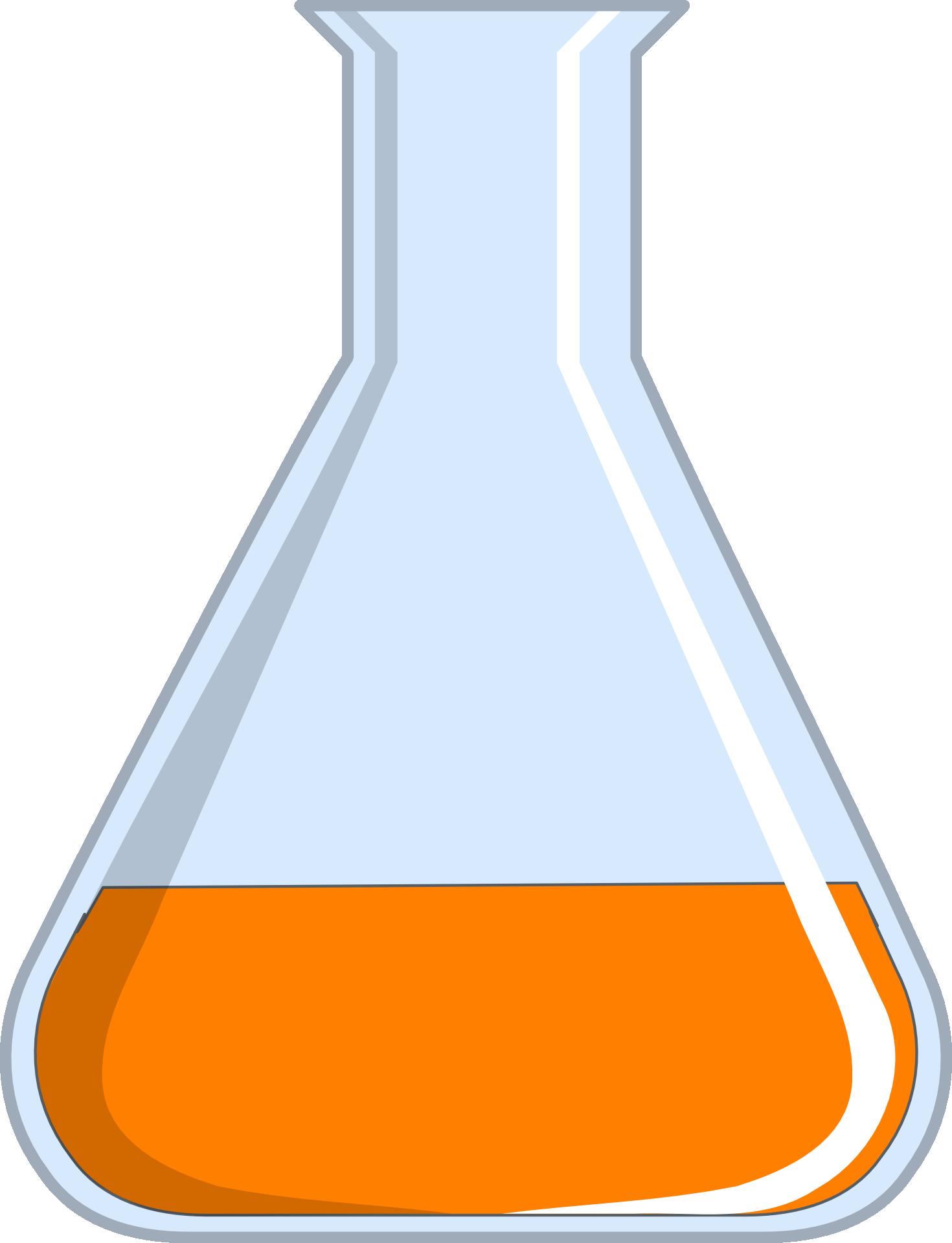 Fluid clipart jpg free Orange fluid clipart free image jpg free
