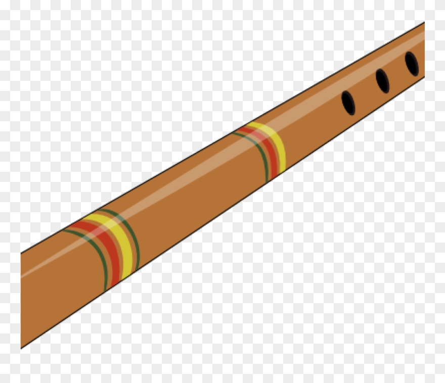Flute vector clipart image transparent library Flute Clipart Clip Art At Clker Vector Online Royalty - Png Download ... image transparent library