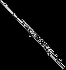 Flute vector clipart royalty free library Flute Clip Art at Clker.com - vector clip art online, royalty free ... royalty free library