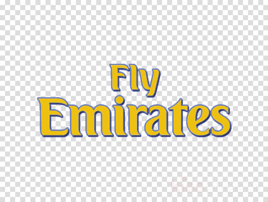 Fly emirates clipart logo banner free download Yellow Background clipart - Text, Yellow, Font, transparent clip art banner free download