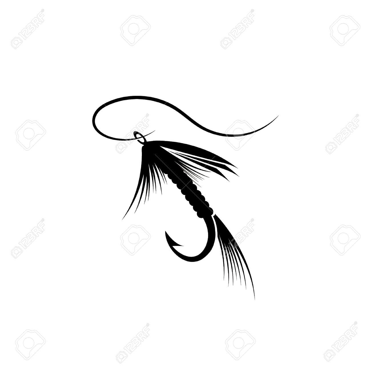 Fly fishing pictures clipart. Portal